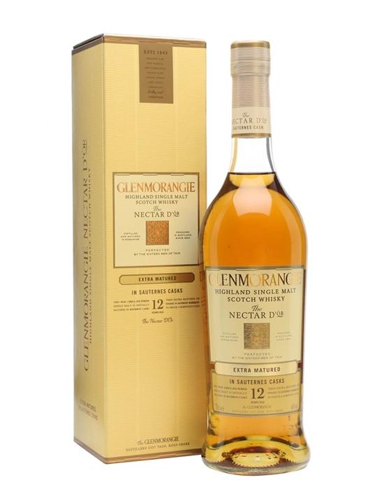 Glenmorangie Nectar D'or 12 Year Old / Sauternes Finish Highland Whisky