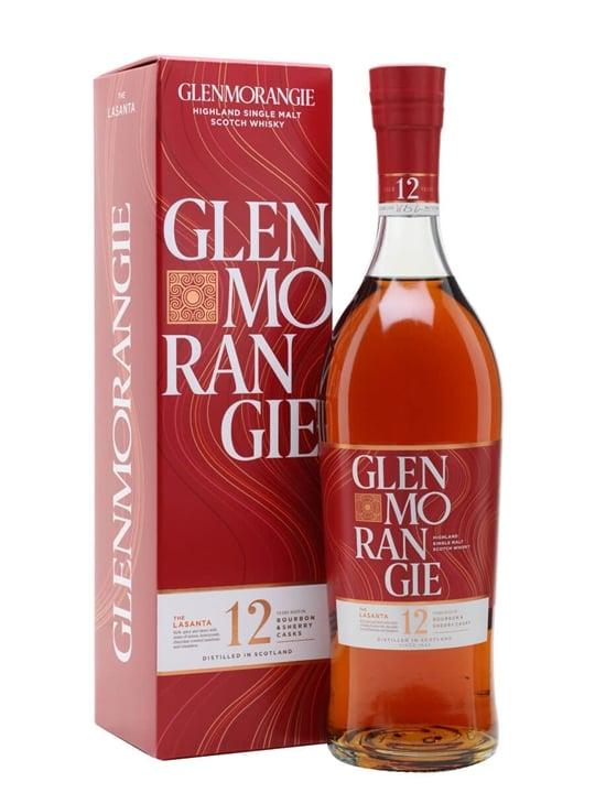 Glenmorangie Lasanta 12 Year Old / Sherry Finish Highland Whisky