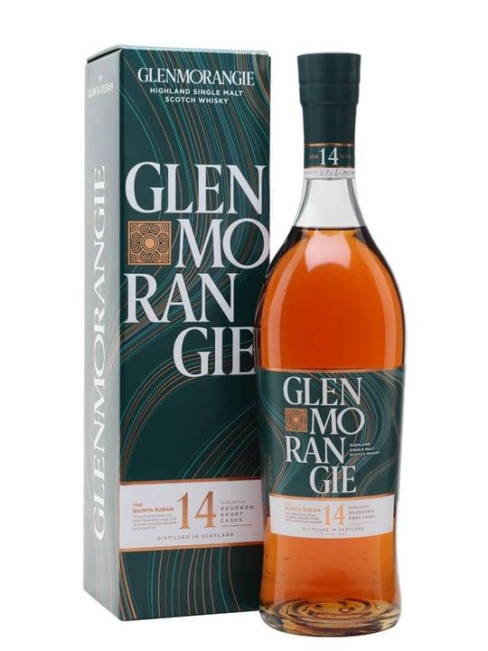 Glenmorangie Quinta Ruban 14 Year Old / Port Finish Highland Whisky
