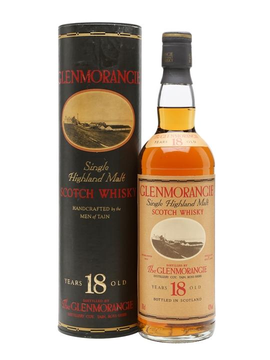 Glenmorangie 18 Year Old / Bot.1980s Highland Whisky