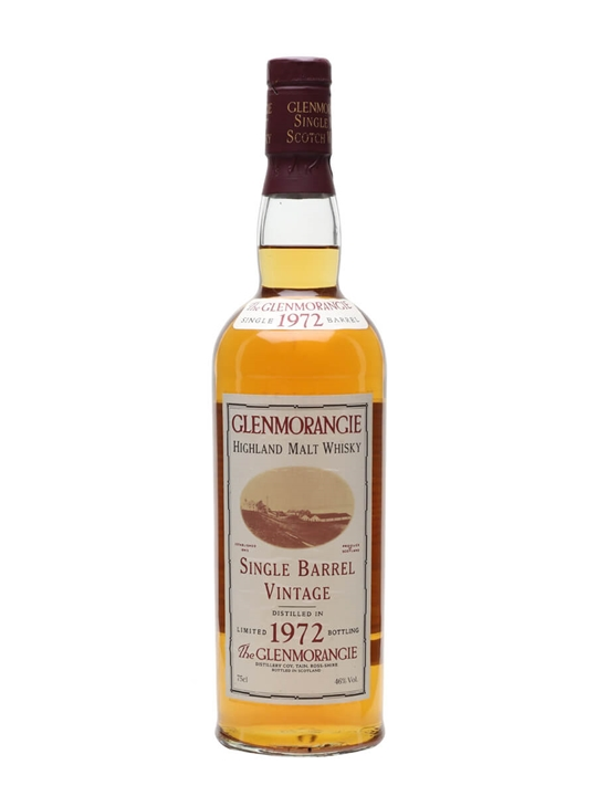 Glenmorangie 1972 / Bot.1994 / Cask #1645 Highland Whisky