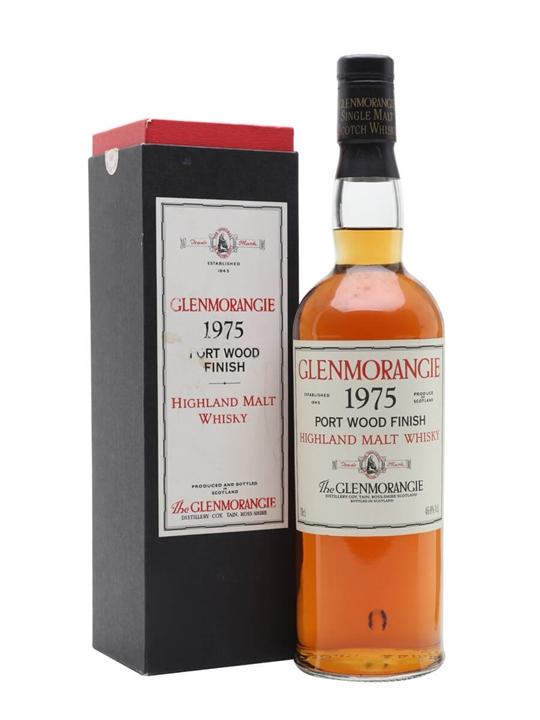Glenmorangie 1975 / Bot.1994 / Port Wood Finish Highland Whisky