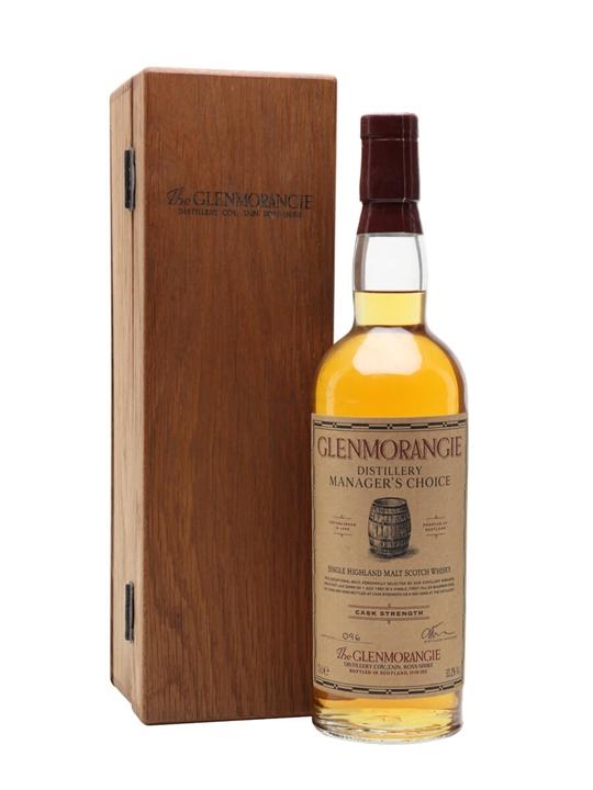 Glenmorangie 1983 / Manager's Choice Highland Whisky