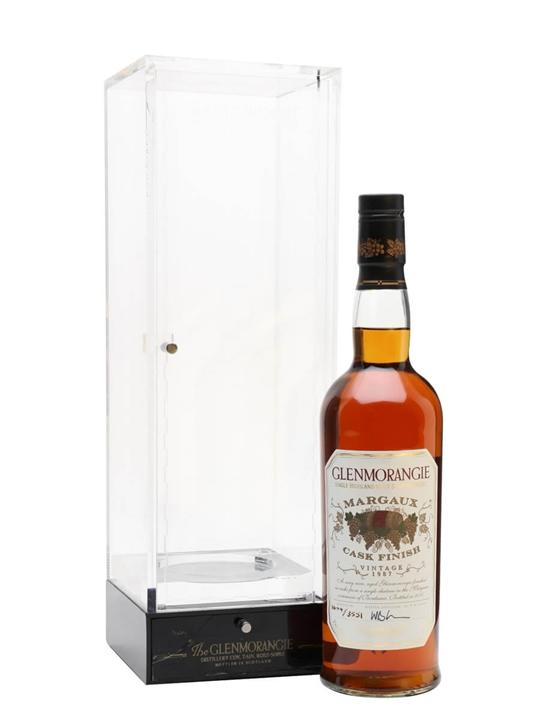 Glenmorangie 1987 / Bot.2006 / Margaux Cask Finish Highland Whisky