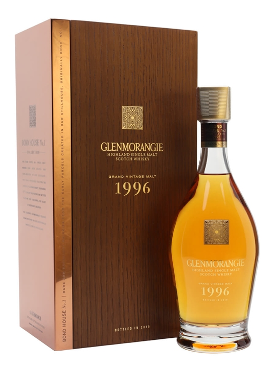Glenmorangie Grand Vintage 1996 Highland Single Malt Scotch Whisky