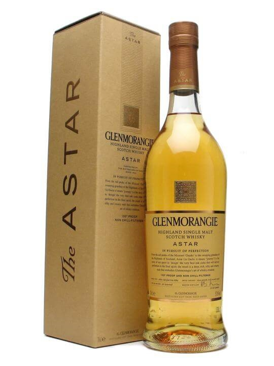 Glenmorangie Astar / Bot.2008 Highland Single Malt Scotch Whisky