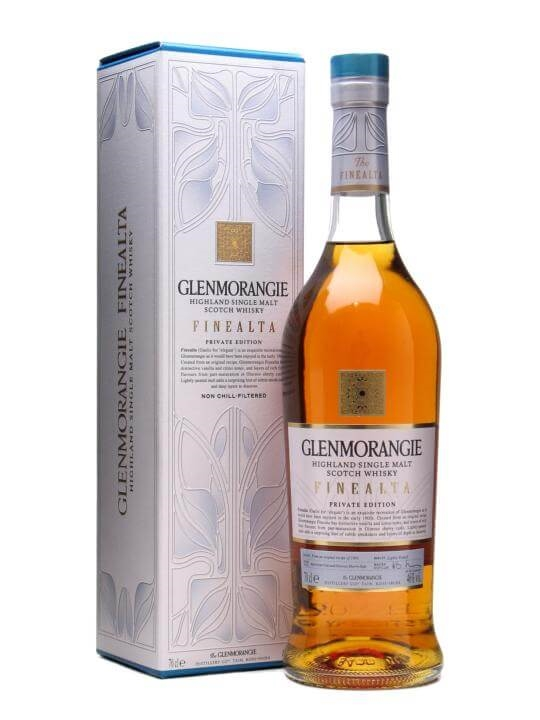 Glenmorangie Finealta / Private Edition Highland Whisky