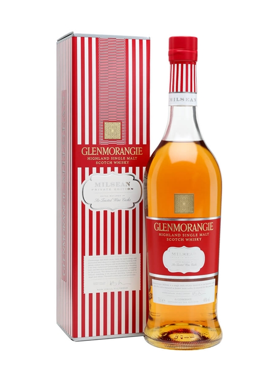 Glenmorangie Milsean / Private Edition Highland Whisky