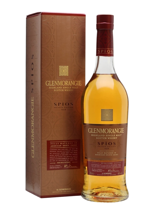 Glenmorangie Spios / Private Edition 9 Highland Whisky