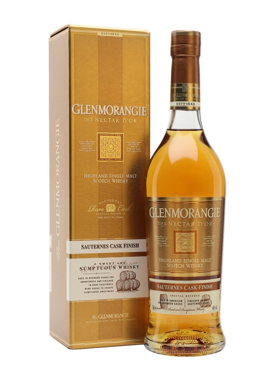 Glenmorangie Nectar D'or / Sauternes Finish Highland Whisky