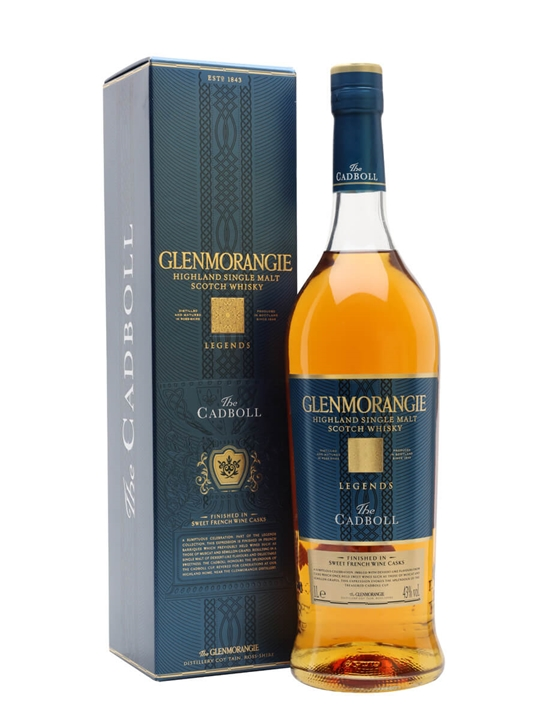 Glenmorangie The Cadboll Highland Single Malt Scotch Whisky