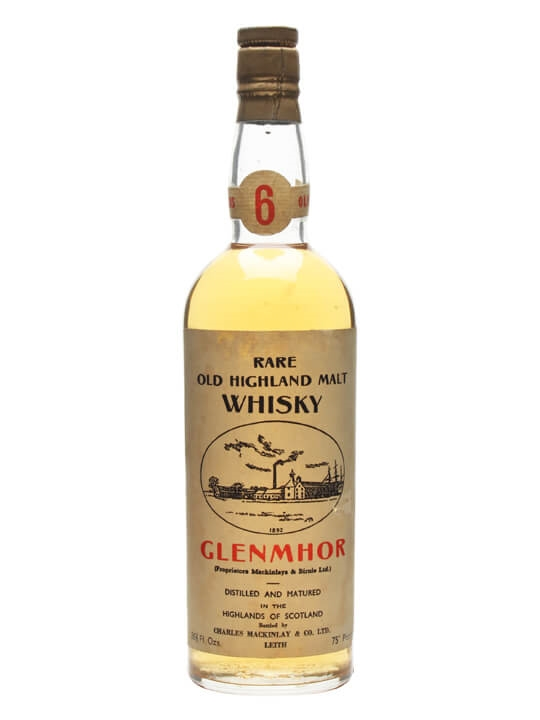 Glen Mhor 6 Year Old / Bot.1960s Highland Single Malt Scotch Whisky