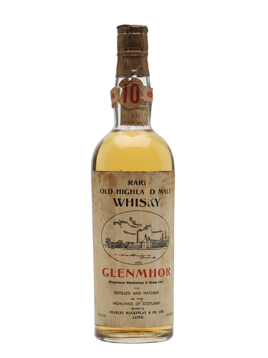 Glen Mhor 10 Year Old / Bot.1960s Highland Single Malt Scotch Whisky