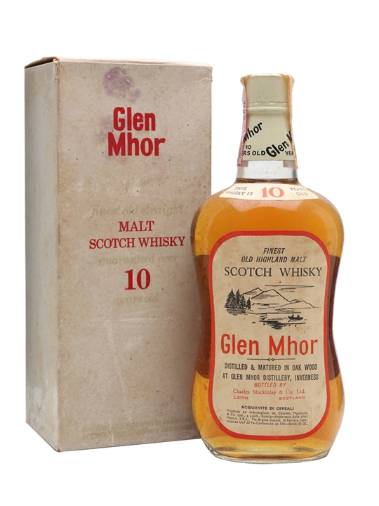 Glen Mhor 10 Year Old / Bot.1970s Highland Single Malt Scotch Whisky