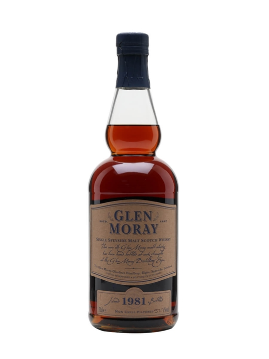 Glen Moray 1981 / 19 Year Old / Manager's Choice Speyside Whisky