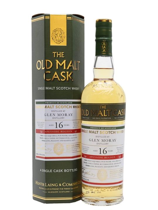 Glen Moray 2005 / 16 Year Old / Old Malt Cask Speyside Whisky