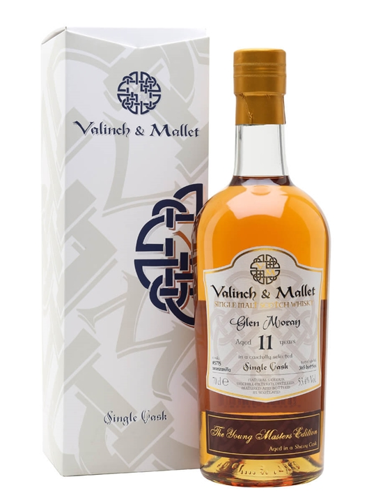 Glen Moray 11 Year Old / Valinch & Mallet Speyside Whisky
