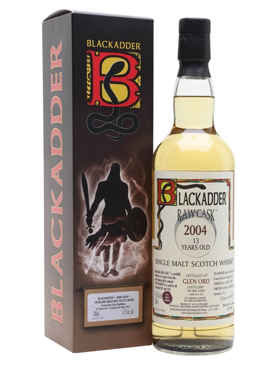 Glen Ord 2004 / 13 Year Old / Raw Cask Highland Whisky