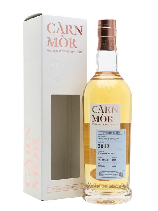 Glen Ord 2012 / 8 Year Old / Carn Mor Highland Whisky
