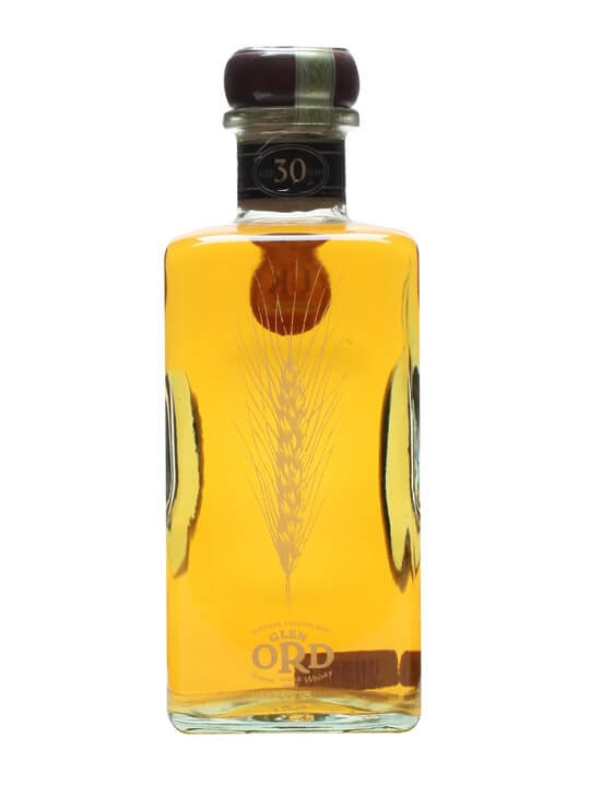 Glen Ord 30 Year Old Highland Single Malt Scotch Whisky