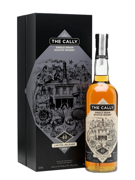 Caledonian 'The Cally' 1974 / 40 Year Old / Special Releases Single Whisky
