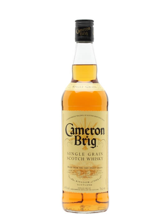 Cameron Brig / 9 Year Old Single Grain Whisky
