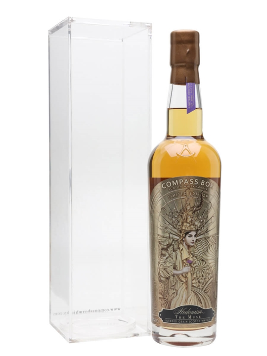 Compass Box Hedonism The Muse Blended Grain Scotch Whisky