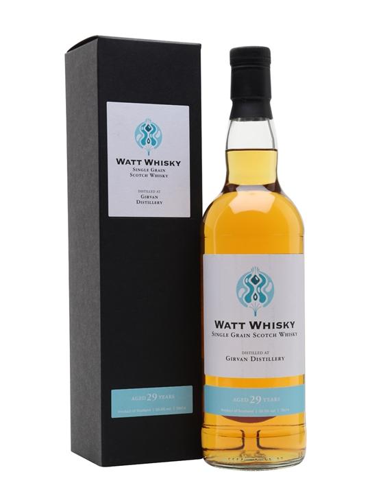 Girvan 1991 / 29 Year Old / Watt Whisky