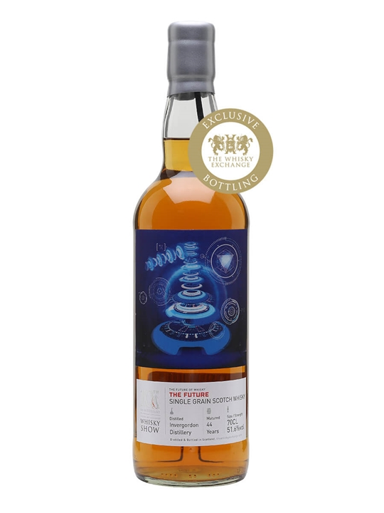 Invergordon 44 Year Old / The Future Single Grain Scotch Whisky