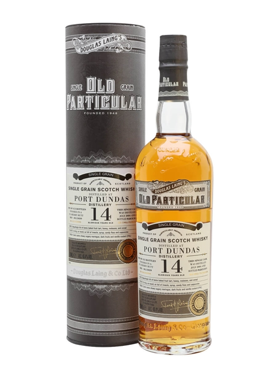 Port Dundas 2004 / 14 Year Old / Old Particular Single Whisky