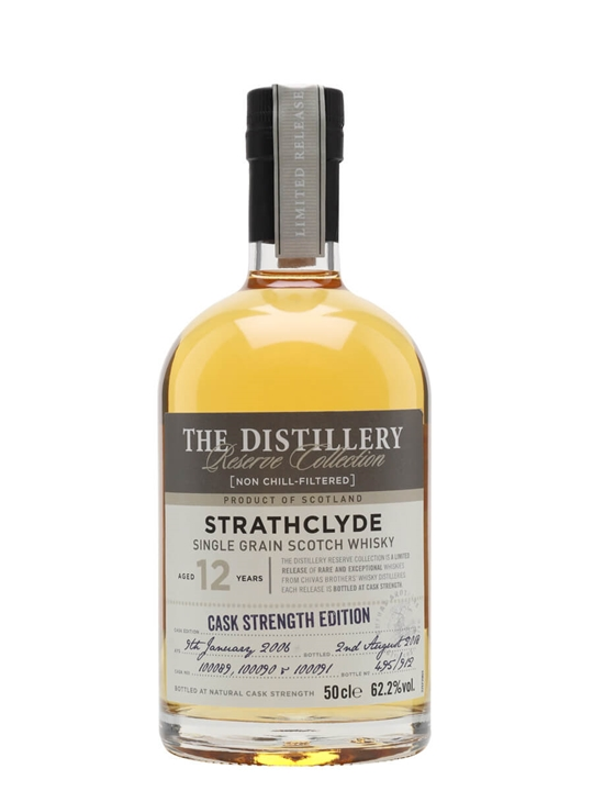 Strathclyde Grain 2006 / 12 Year Old / Distillery Edition Single Whisky