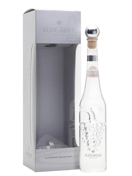 Alexander Grappa di Prosecco / Half Bottle