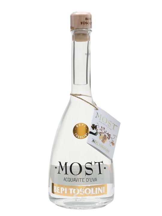 Tosolini Most / Mosto D'uva Grape Brandy