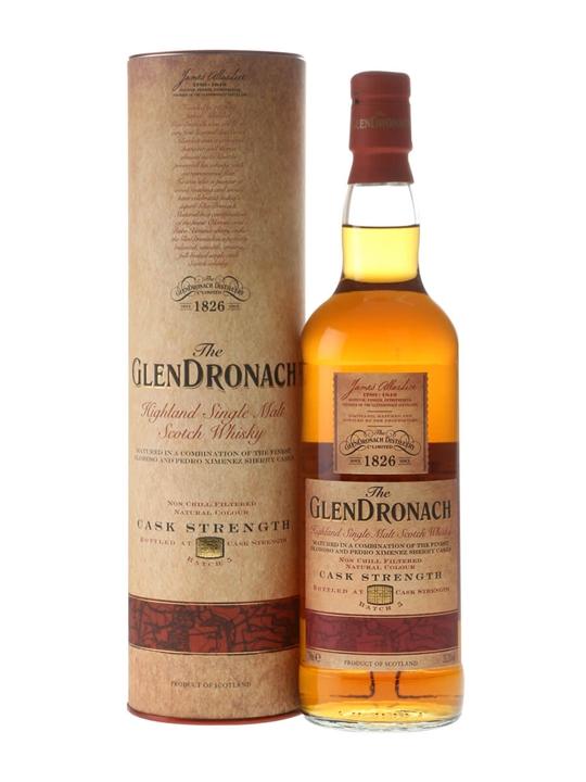 Glendronach Cask Strength / Batch 5 Highland Single Malt Scotch Whisky