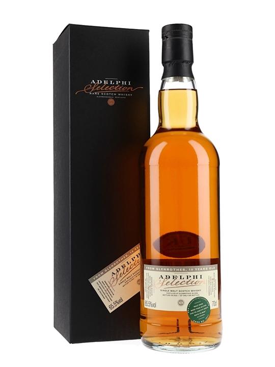 Glenrothes 2009 / 10 Year Old / Adelphi Speyside Whisky