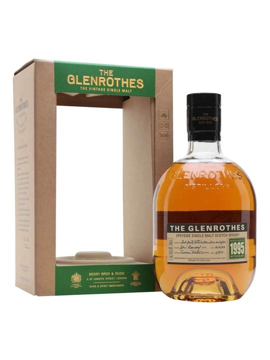 Glenrothes 1995 / Bot.2016 Speyside Single Malt Scotch Whisky