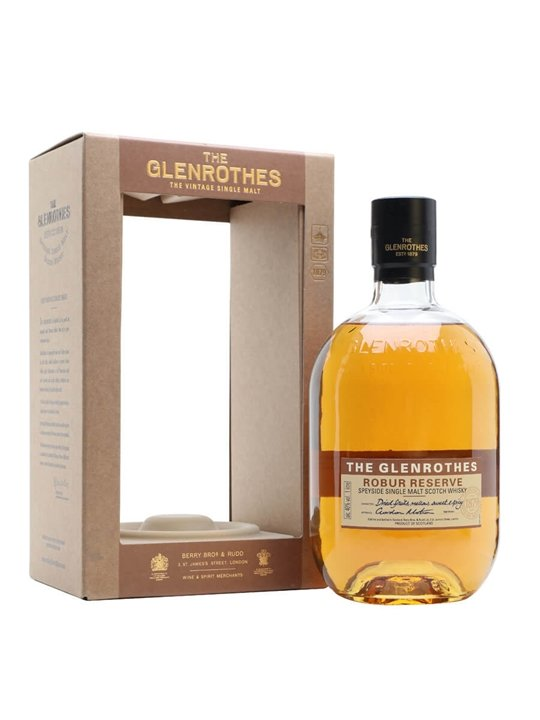 Glenrothes Robur Reserve Speyside Single Malt Scotch Whisky