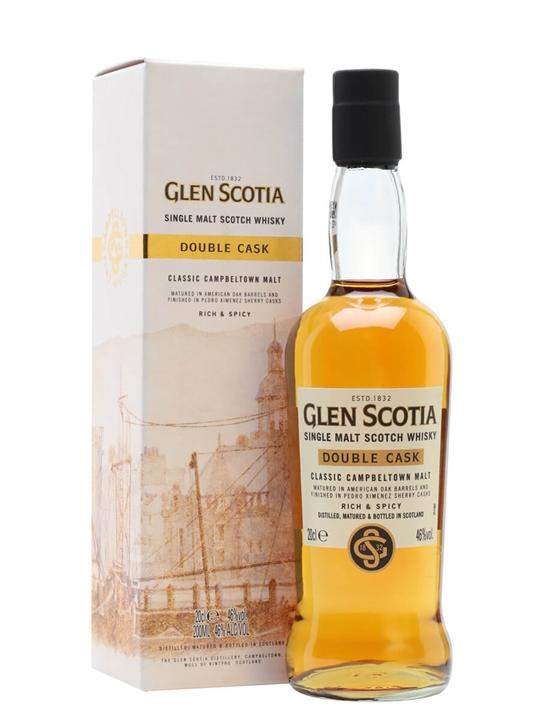 Glen Scotia Double Cask / Small Bottle Campbeltown Whisky