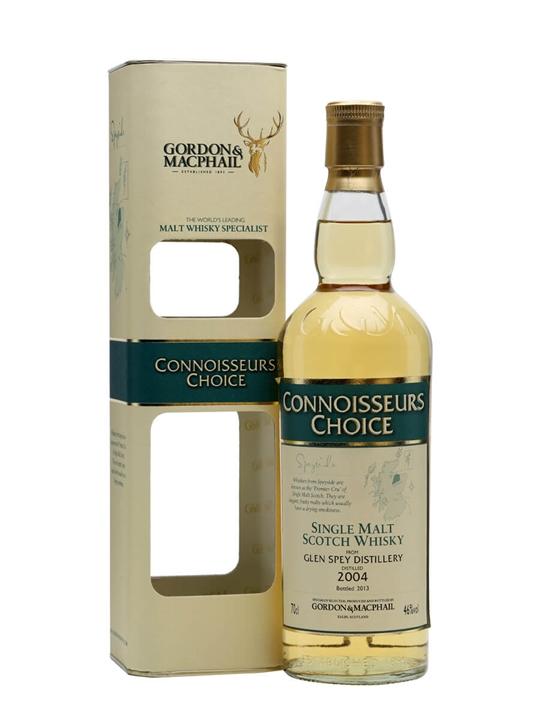Glen Spey 2004 / Bot.2013 / Connoisseurs Choice Speyside Whisky