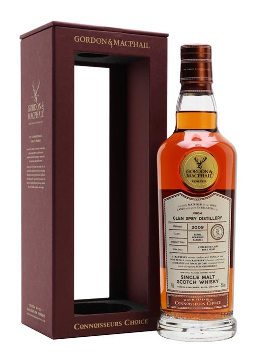 Glen Spey 2009 / Connoisseurs Choice Speyside Whisky
