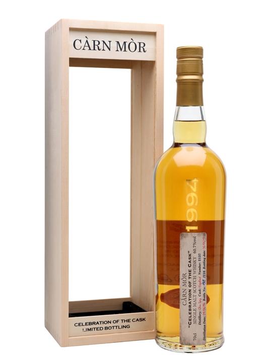 Glen Spey 1994 / 23 Year Old / Carn Mor Speyside Whisky