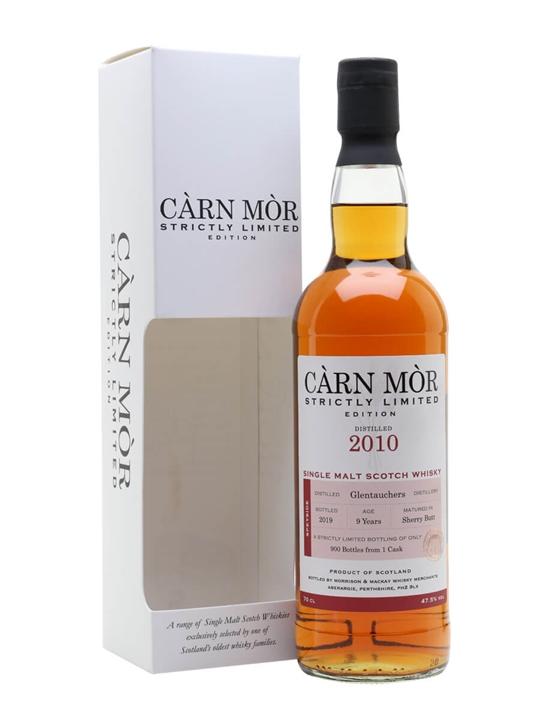 Glentauchers 2010 / 9 Year Old / Carn Mor Speyside Whisky