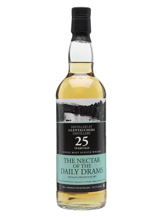 Glentauchers 1992 / 25 Year Old / Daily Dram Speyside Whisky