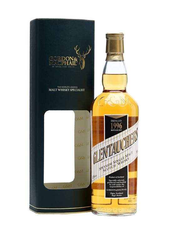 Glentauchers 1996 / Bot.2015 / Gordon & Macphail Speyside Whisky