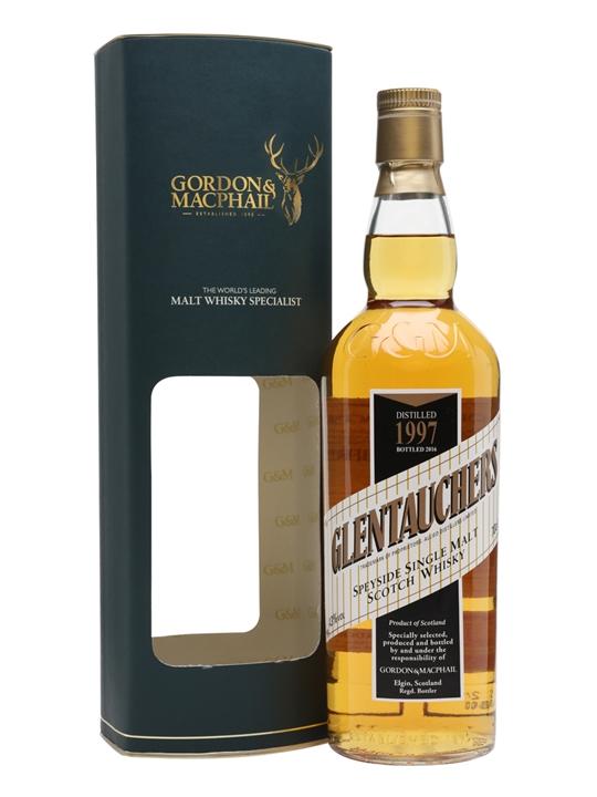 Glentauchers 1997 / Bot.2016 / Gordon & Macphail Speyside Whisky