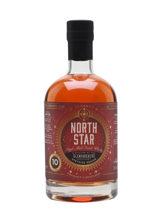 Glentauchers 2008 / 10 Year Old / North Star Speyside Whisky