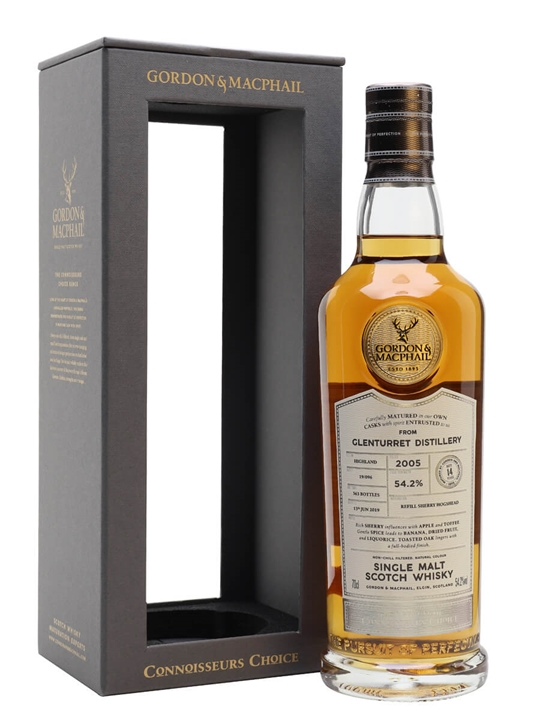 Glenturret 2005 / 14 Year Old / Sherry Cask / Cc Highland Whisky