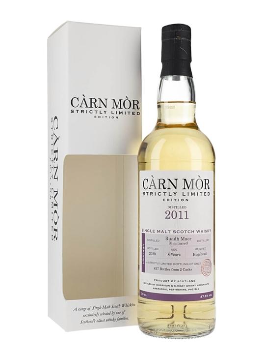 Glenturret 2011 / 8 Year Old  / Carn Mor Highland Whisky