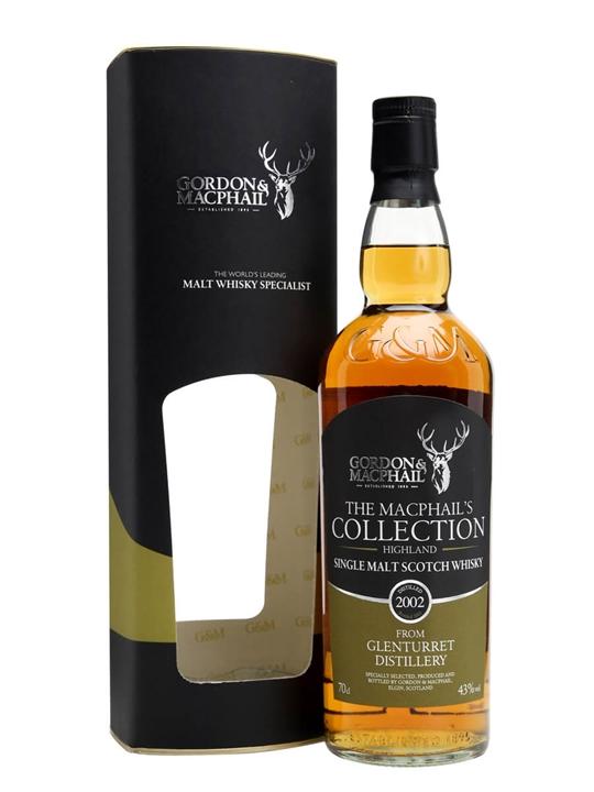 Glenturret 2002 / Macphail's Collection Highland Whisky