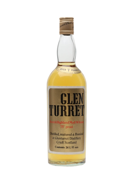 Glenturret 7 Year Old / Bot.1970s Highland Single Malt Scotch Whisky